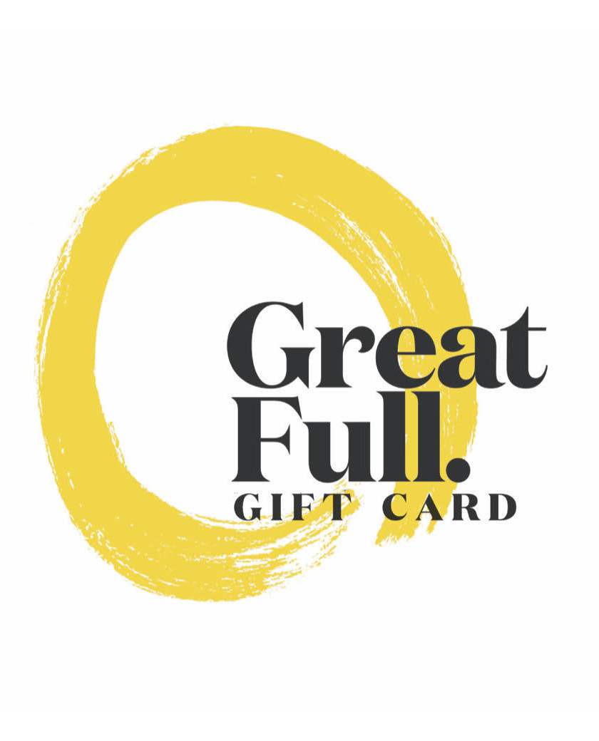 Greatfull E-Gift Voucher