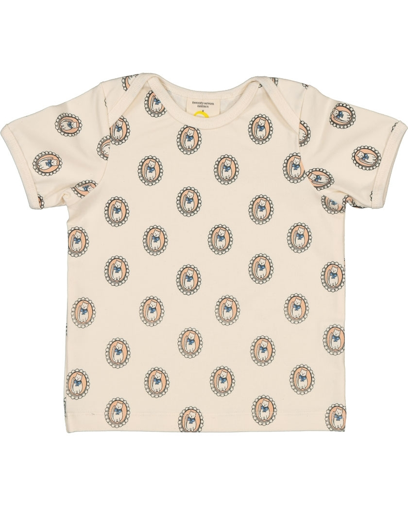 Cat Cameo T-shirt